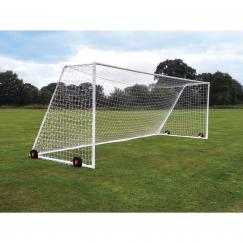 Junior Full Size Football Goals