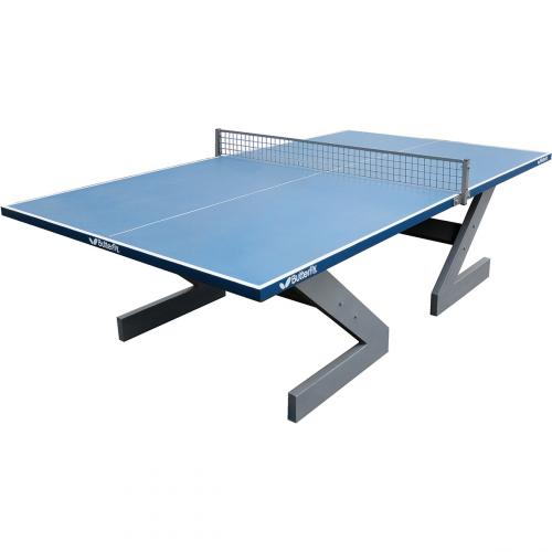 Butterfly Concrete Table Tennis Tables