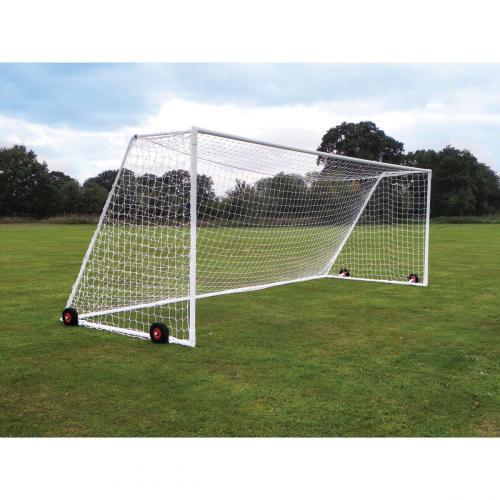 Junior Full Size Football Goals