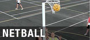 Netball Equipment