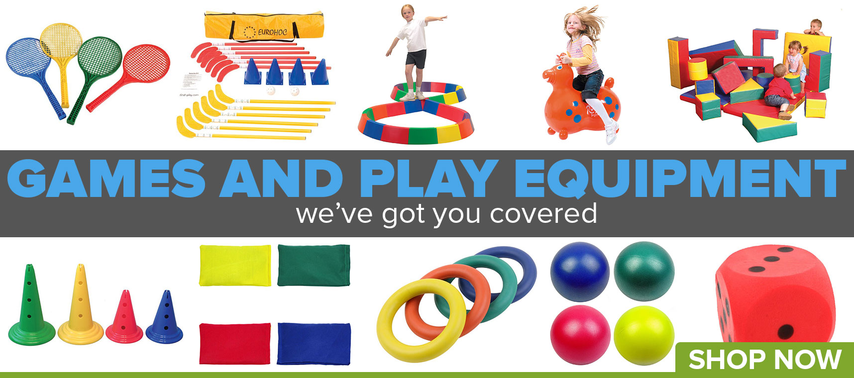 Games and Play Equipment